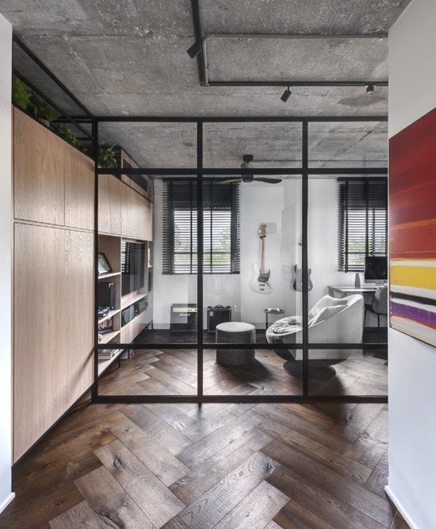 דירה בשרון, ג, עיצוב ניצן הורוביץ - 8