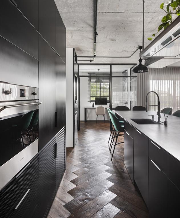 דירה בשרון, ג, עיצוב ניצן הורוביץ - 17