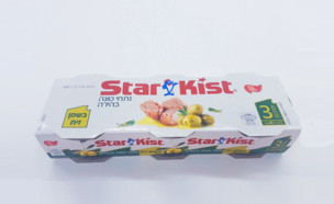 בגלל טעם לוואי: ריקול לטונה מתוצרת סטארקיסט