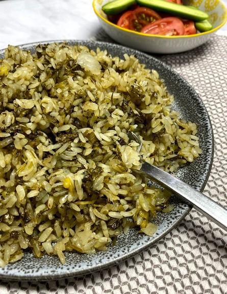 אורז בשקית קוקי - מוכן (צילום: רון יוחננוב, אוכל טוב)