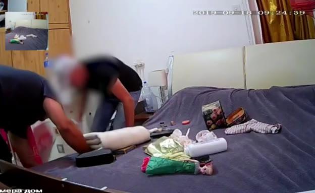 פרץ לדירה ונתפס על חם על ידי שכנו השוטר (צילום: חדשות)