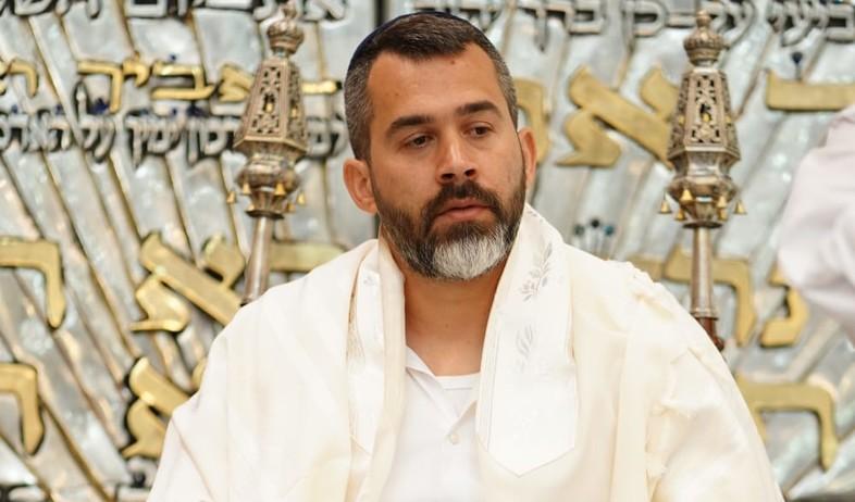 יהודה עמר חגג ברית לבנו השלישי