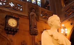 הספרייה של הארי פוטר (צילום: צילום מסך)