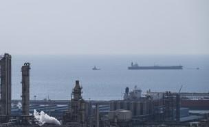 המפרץ הפרסי - מבט מחופי אירן (צילום: רויטרס)