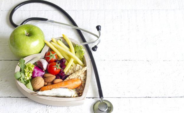 אוכל בריא סוכרת (צילום: udra11, shutterstock)