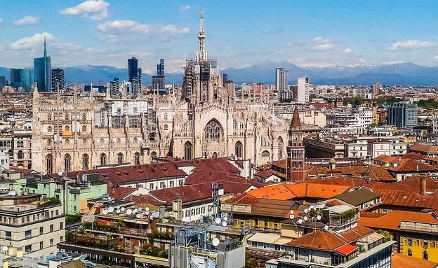 מילאנו (צילום: s74, shutterstock)