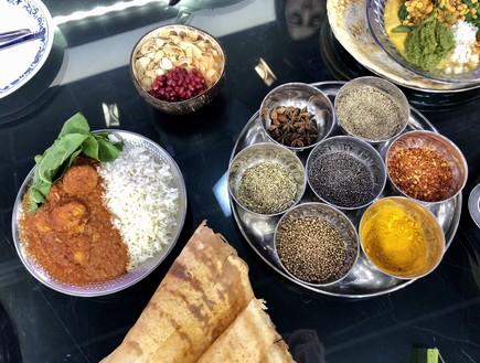 מונאר אוכל הודי