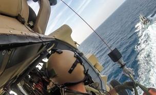 חילוץ 669 (צילום: אדר יהלום, חיל האוויר)