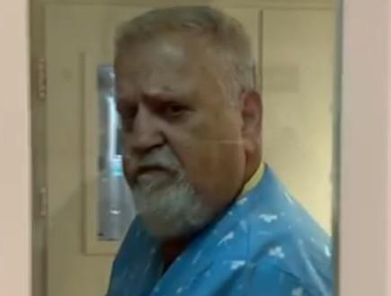 גיורא פרף פרי, הרופא החשוד ברצח אשתו