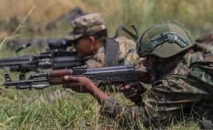 פיקוד אפריקה בצבא האמריקאי (צילום: US Army Africa)
