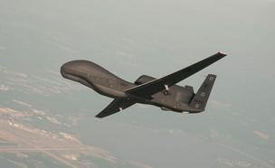 כלי טיס בלתי מאויש, גלובל הוק (צילום: שי פרנקו, רויטרס)