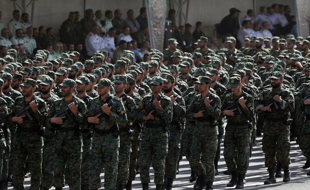 צבא אירן (צילום: רויטרס)