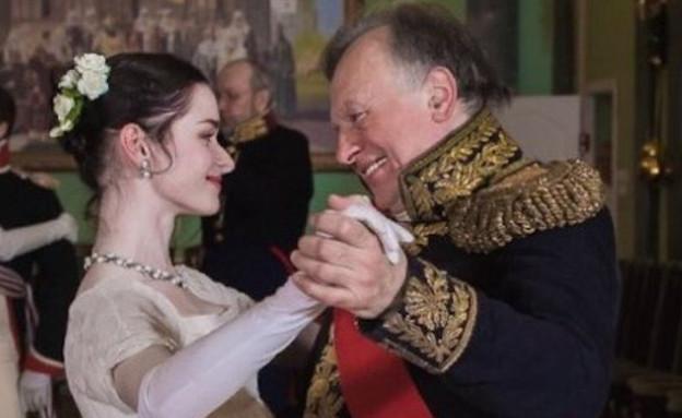 אלכס סוקולוב ואנסטסיה ישנקו (צילום:  none)