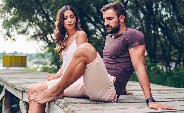 גבר ואישה (צילום: Shutterstock)