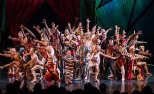 סירק דה סוליי (צילום: Photos Matt Beard costumes Marie chantale vaillancourt 2012)