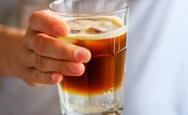 קפה טוניק (צילום: David-Palenik, ShutterStock)