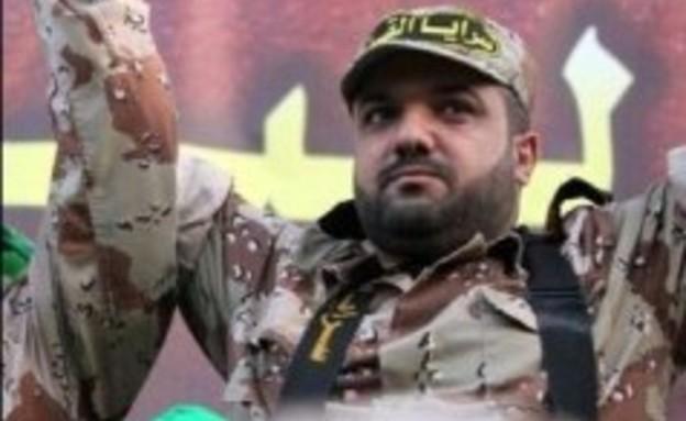 אבו-אלעטא, בכיר הג'יהאד האסלאמי שחוסל ברצועת עזה (צילום: פלס)