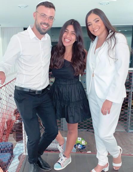 ליאור קוקה הפיקה חתונה לזוג מהדרום (צילום: מתוך עמוד האינסטגרם של ליאור קוקה)
