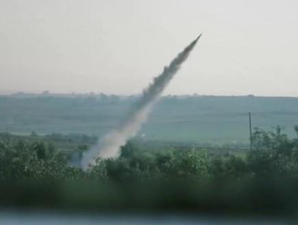 ירי טילים של הג'יהאד האסלמי