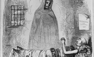 מלאך המוות (צילום: Hulton Archive, GettyImages IL)