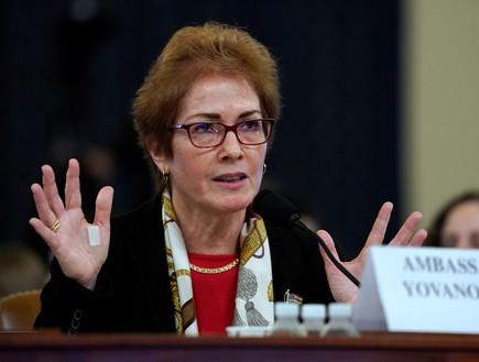 מארי יובנוביץ', שגרירת ארה