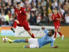 נבחרת ישראל הפסידה 2:1 לנבחרת פולין