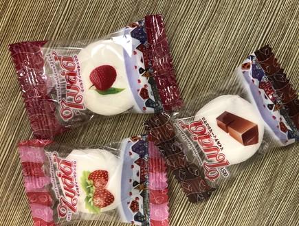 ממתקים מתאילנד - מרשמלו