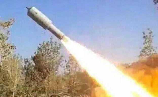 הטיל החדש של הג'יהאד