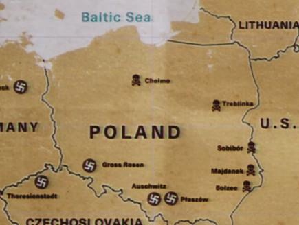 המפה מתוך