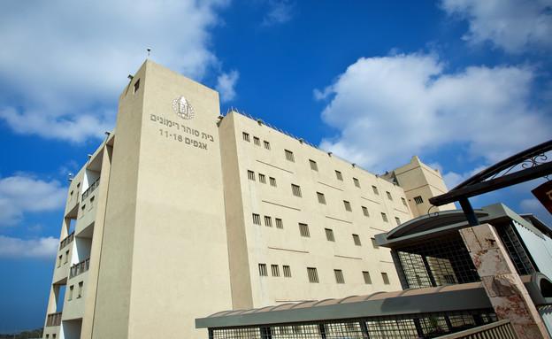 כלא רימונים (צילום: Moshe ShaiFLASH90)