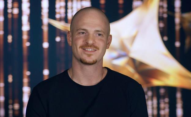 """הכירו את רביב כנר (צילום: """"הכוכב הבא לאירוויזיון 2020"""", קשת 12)"""