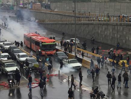 מחאת דלק באירן