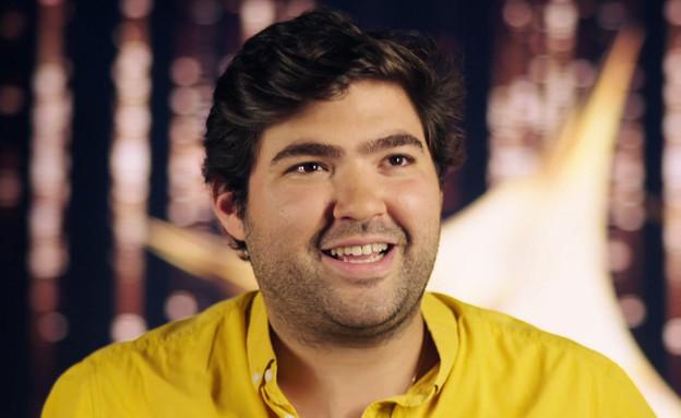 הכירו את עידו קולטון (צילום: מתוך: הכוכב הבא לאירוויזיון 2020, קשת 12)