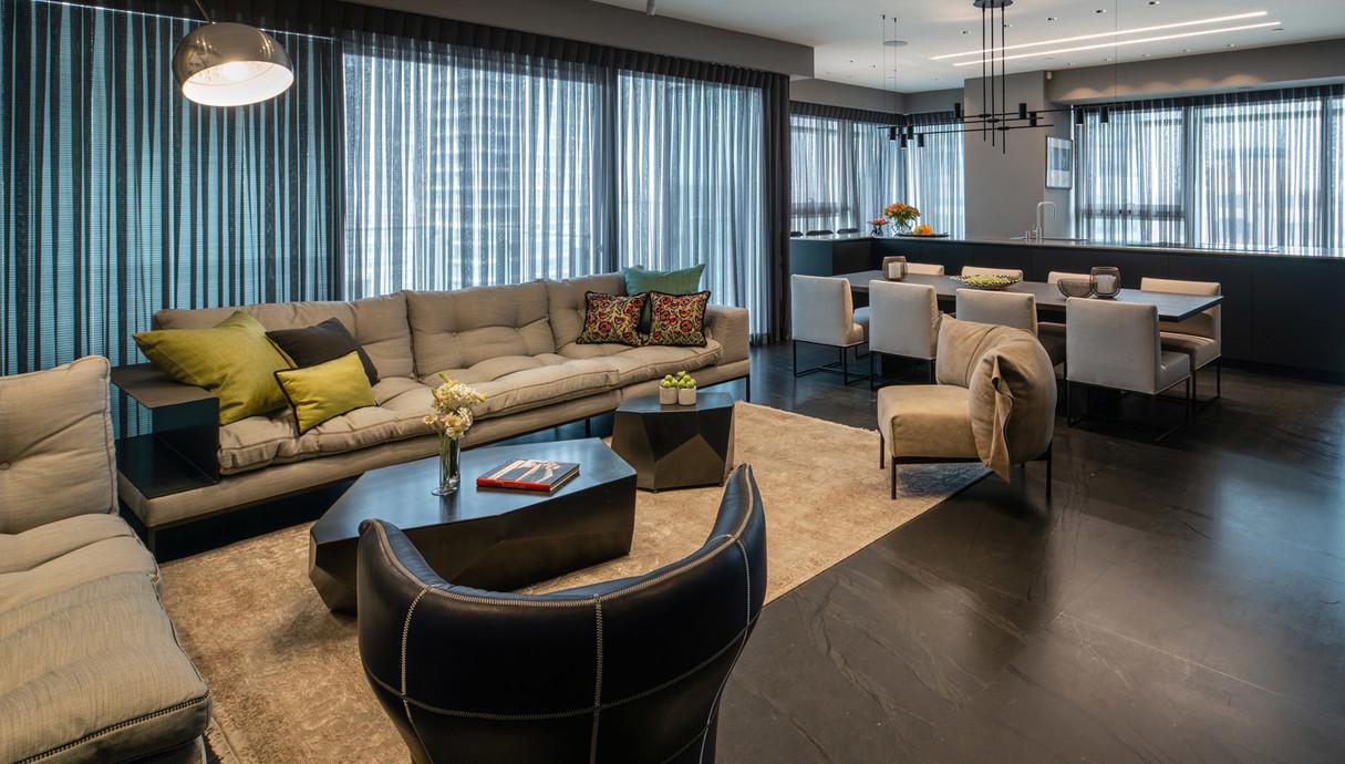 דירה בתל אביב, עיצוב יעל גל - 3