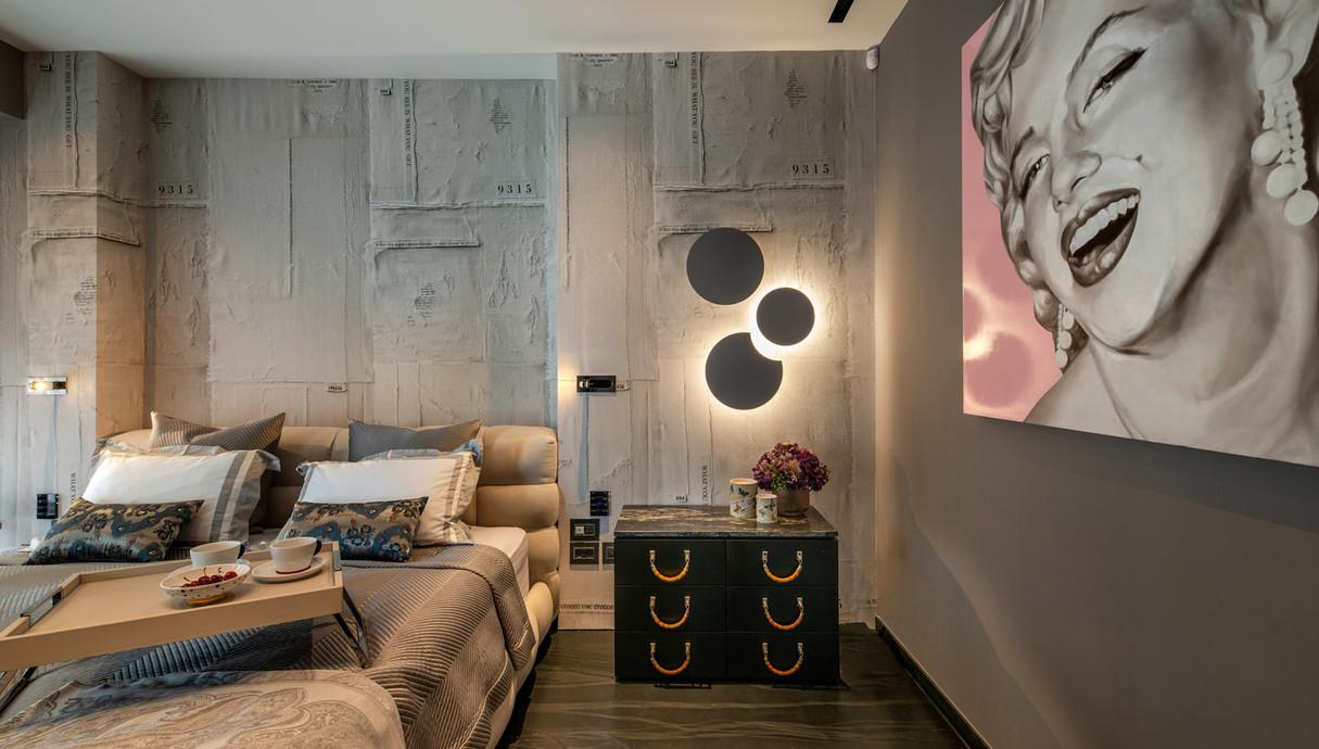 דירה בתל אביב, עיצוב יעל גל - 13