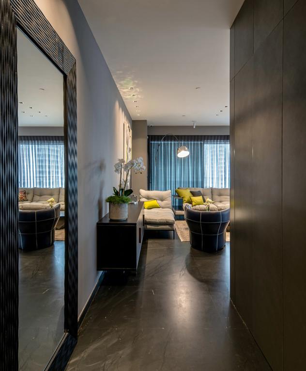 דירה בתל אביב, ג, עיצוב יעל גל - 4