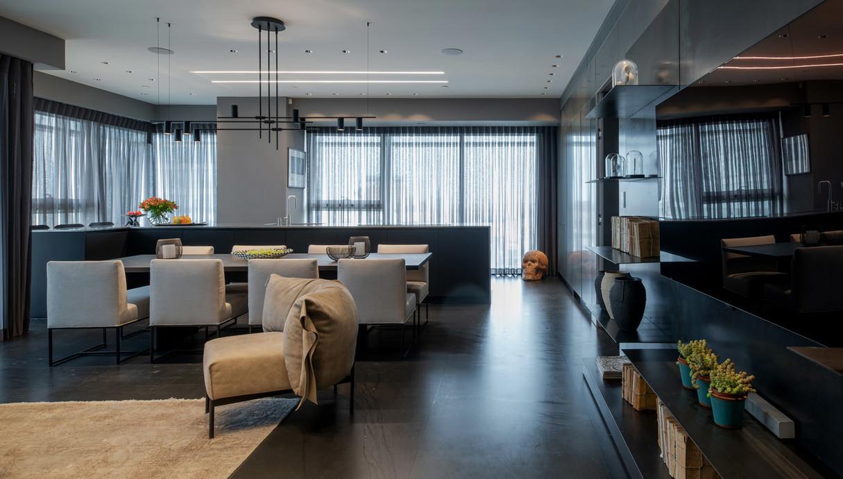 דירה בתל אביב, עיצוב יעל גל - 18
