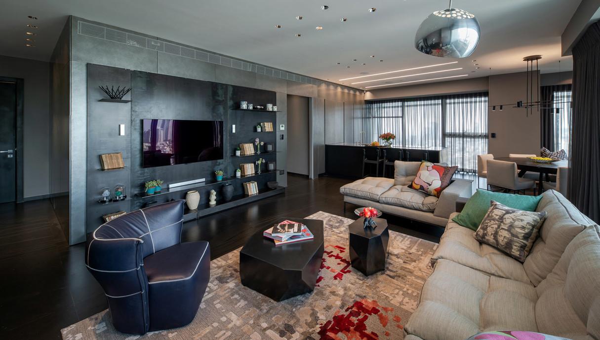 דירה בתל אביב, עיצוב יעל גל - 20