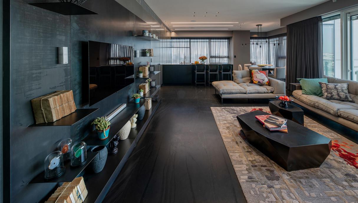 דירה בתל אביב, עיצוב יעל גל - 25