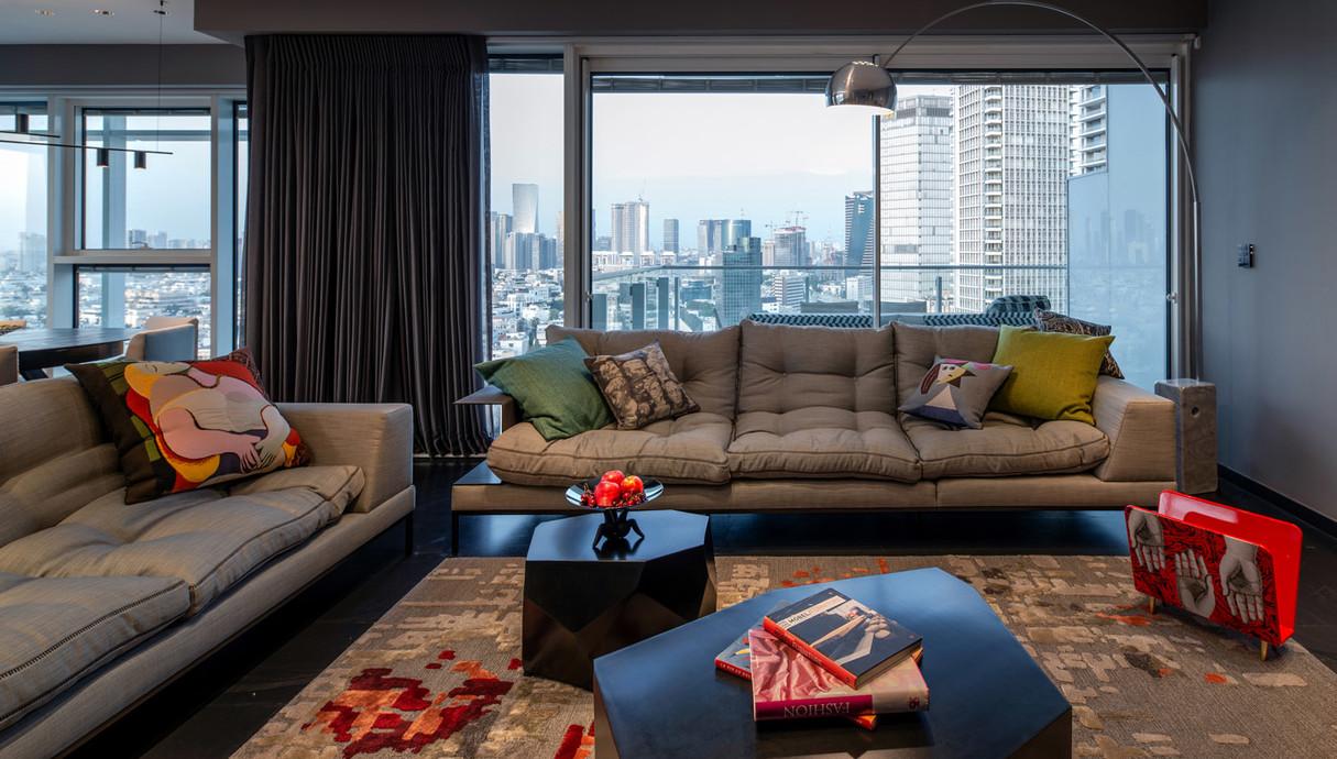 דירה בתל אביב, עיצוב יעל גל - 33