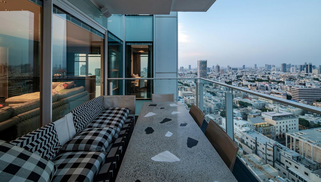 דירה בתל אביב, עיצוב יעל גל - 37