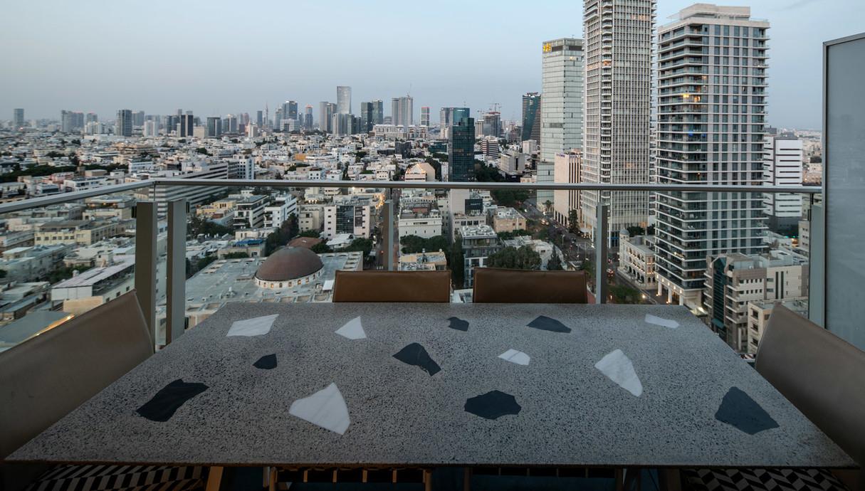 דירה בתל אביב, עיצוב יעל גל - 38
