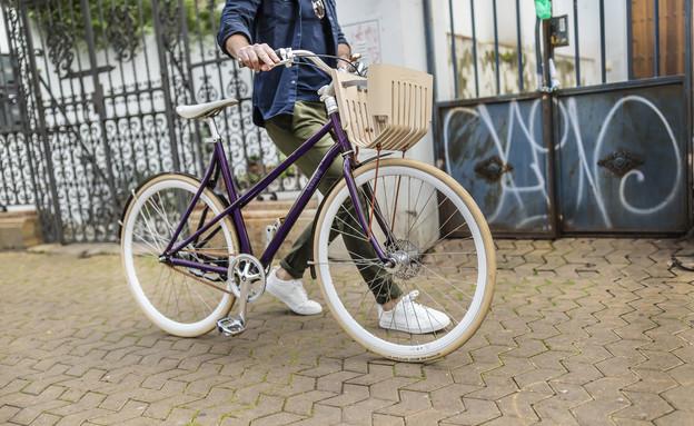 אופניים מקפסולות נספרסו1 (צילום: Vélosophy )