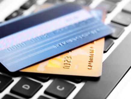 כרטיס אשראי (צילום: Africa Studio, ShutterStock)