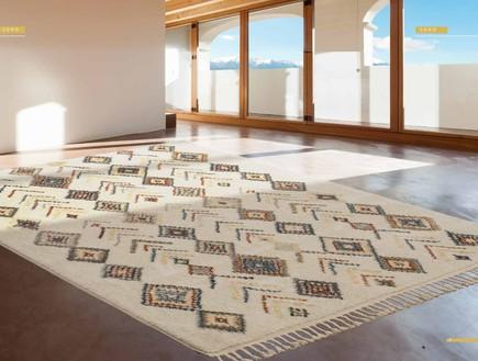 בלאק פריידיי, שטיח מקולקציית קזבלנקה ברשת כרמל פלור דיזיין