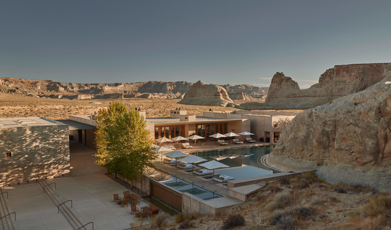 מלון amangiri (צילום: https://www.aman.com/resorts/amangiri)
