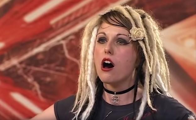 אריאל בורדט (צילום: צילום מסך מתוך ערוץ היוטיוב X Factor Global)