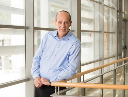 פרופסור אריה צבן, נשיא אוניברסיטת בר אילן