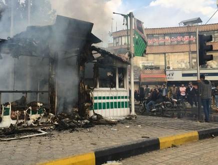 המחאות באיראן