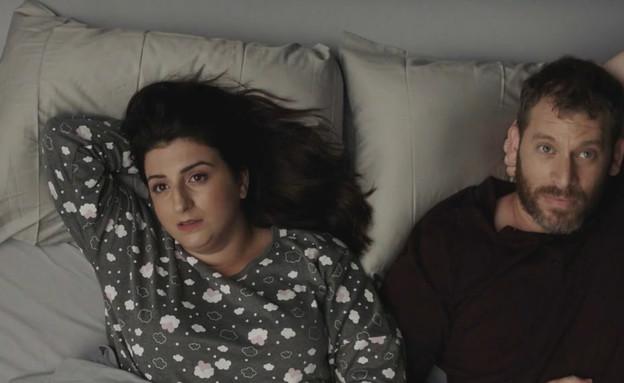 """זו הפרסומת הכי טובה של השבוע 1 (צילום: מתוך """"ערב טוב עם גיא פינס"""", קשת 12)"""